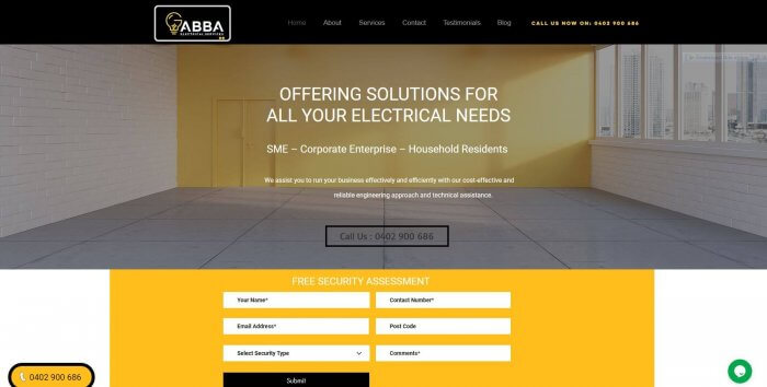 Abba Electrical Electricians In Melbourne 1