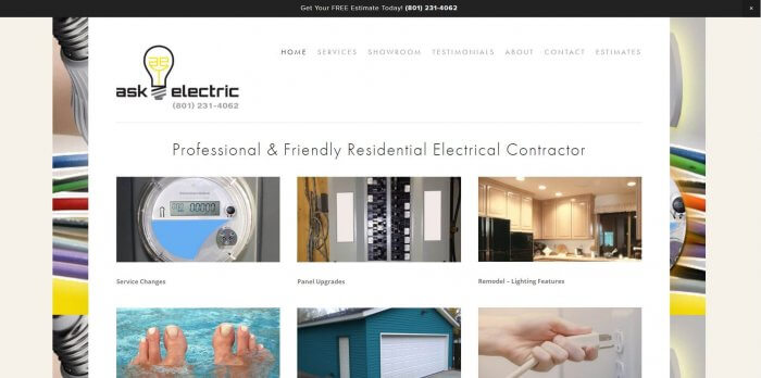 Ask Electric Electrician Salt Lake City