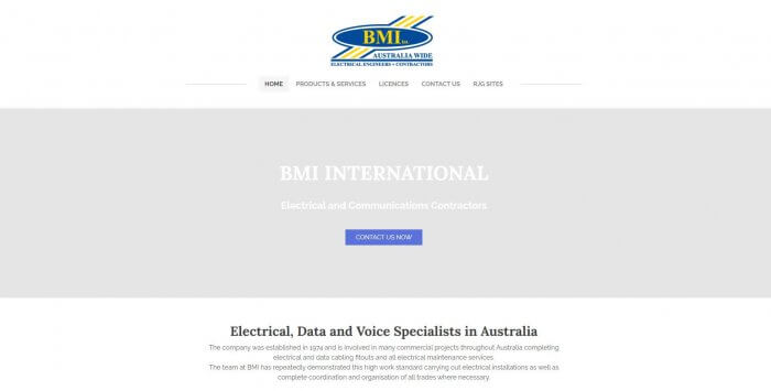 Bmi International Electricians In Melbourne 1