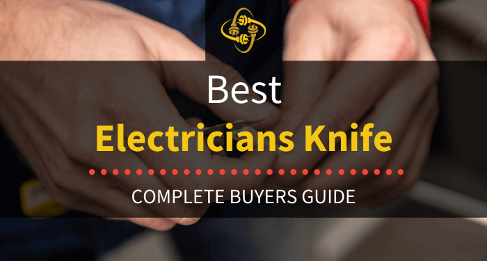 Best Electricians Knife