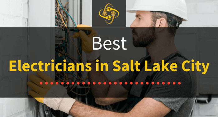 best electricians in salt lake city