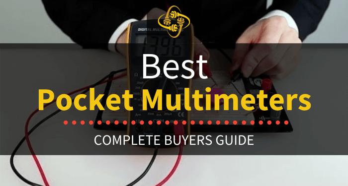 Best Pocket Multimeters