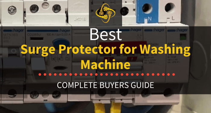Best Surge Protector For Washing Machine