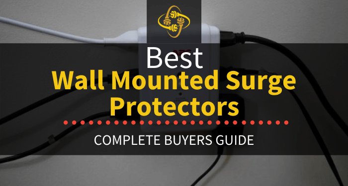 Best Wall Mounted Surge Protectors