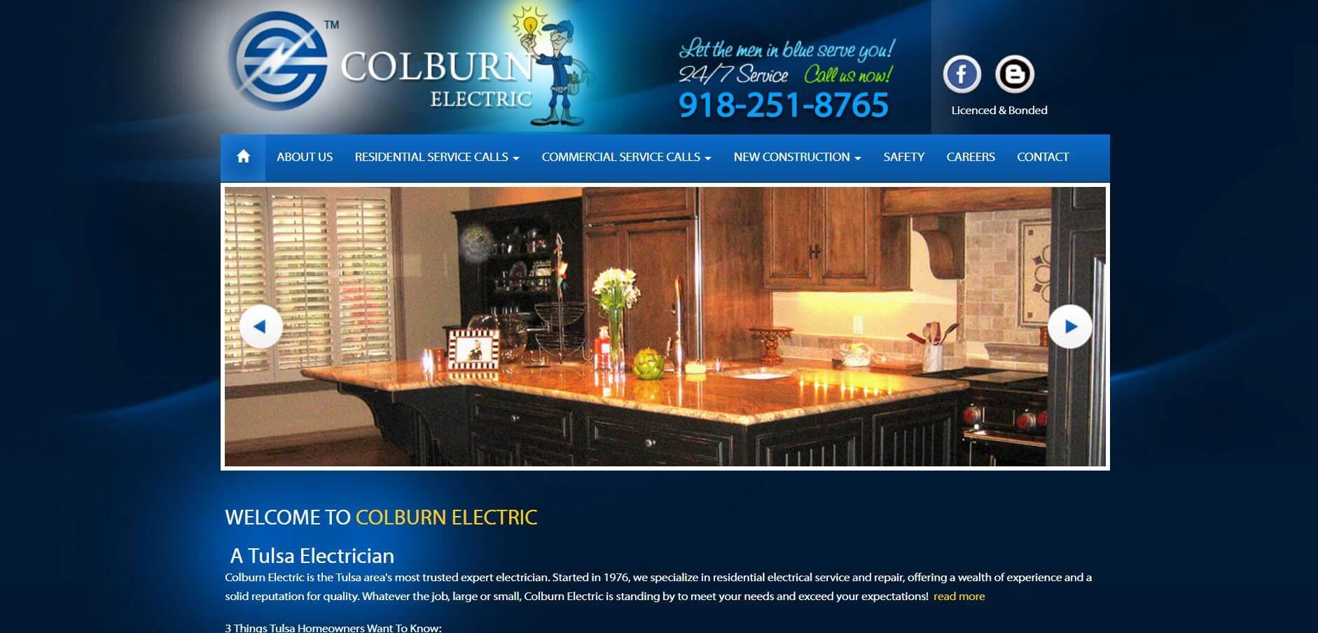 colburn electric electrician in tulsa 1