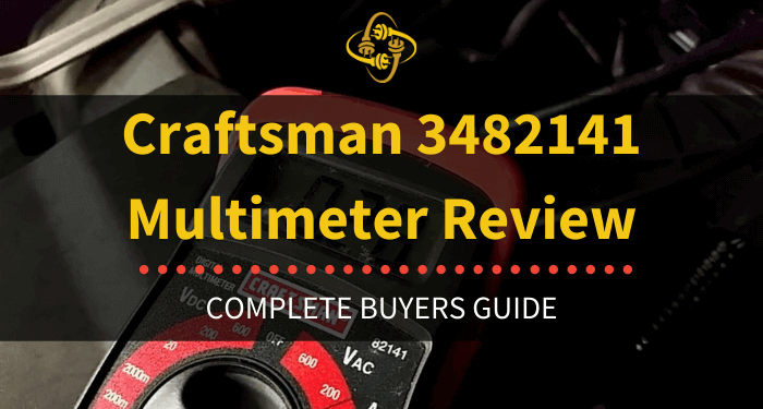 Craftsman 3482141 Multimeter Review