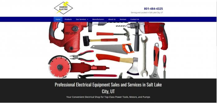 Diamond Electric Electrician Salt Lake City 1