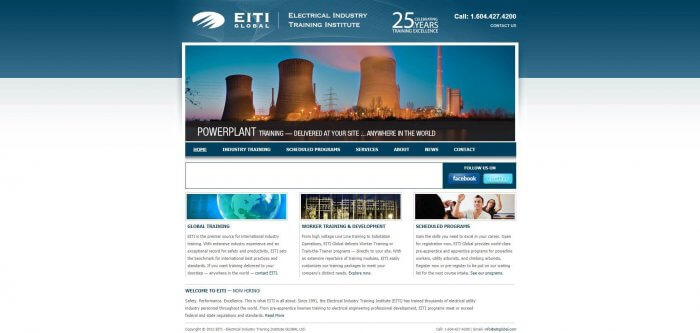 Eiti Lineman School Usa