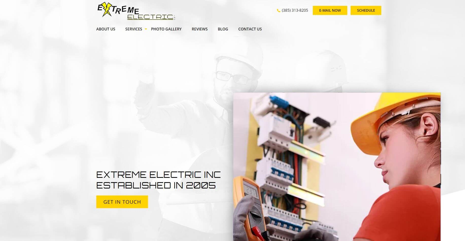extreme electric electrician salt lake city