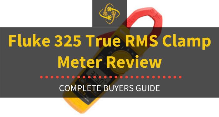 Fluke 325 True Rms Clamp Meter Review