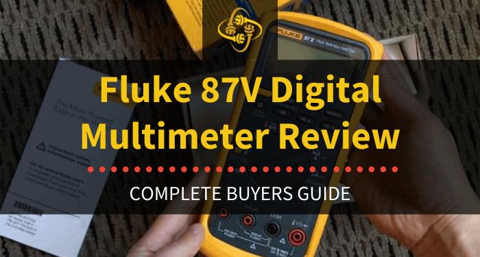 Fluke 87v Digital Multimeter Review