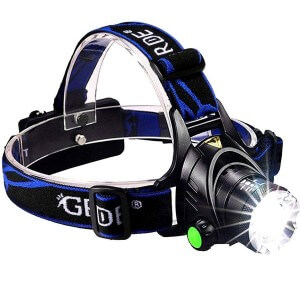 GRDE Headlamp