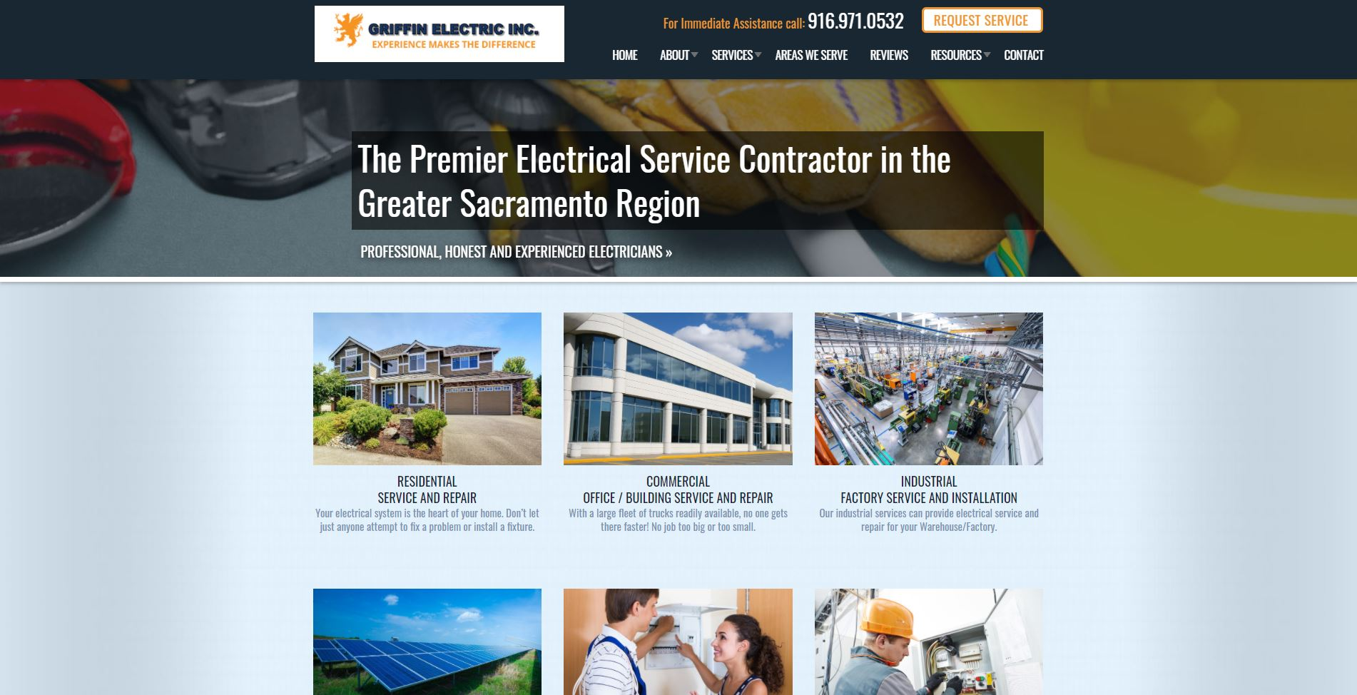 griffin electric inc