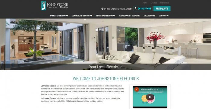 Johnstone Electrics Electricians In Melbourne 1