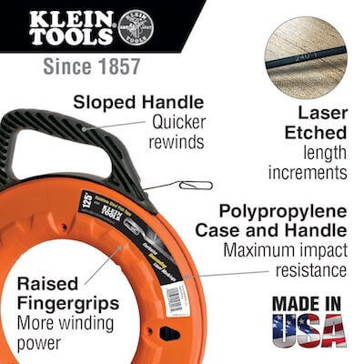 Klein Tools Electrical Fish Tape