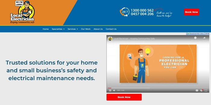 Local Electrician Electricians In Melbourne 1