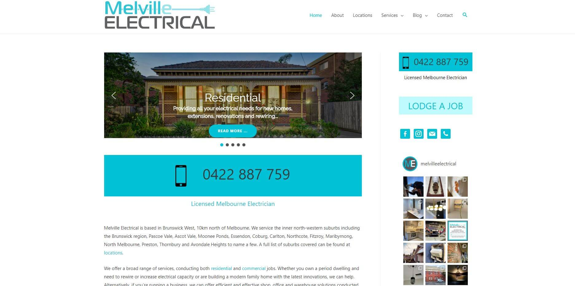 melville electrical electricians in melbourne 1