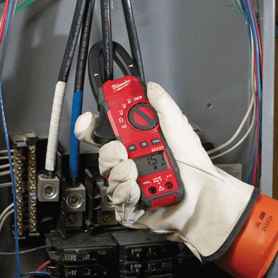 Milwaukee Digital Clamp Meter