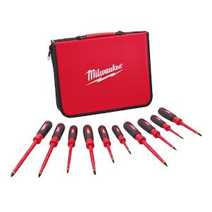 Milwaukee Insulated Screwdriver Set