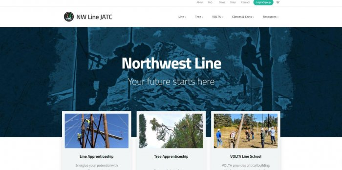 Nw Line Jatc Lineman School Usa