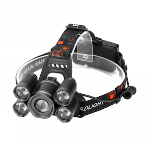 Neolight headlamp