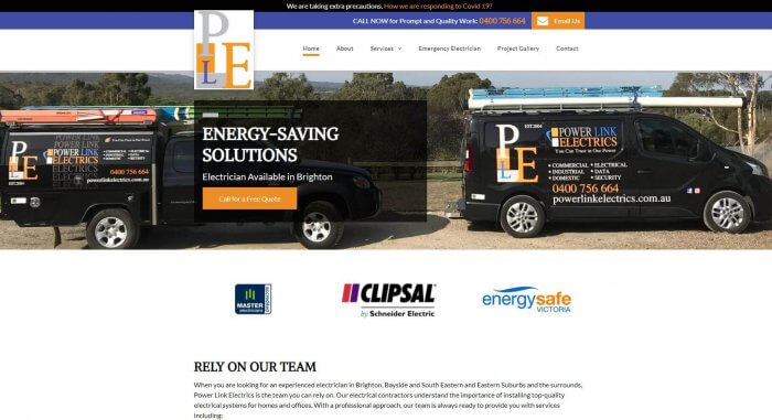 Power Link Electrics Electricians In Melbourne 1
