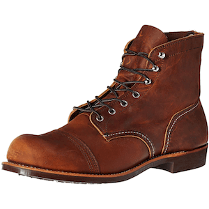 Red Wing Lineman Boots