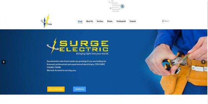 Surge Electric Electrician Sacramento