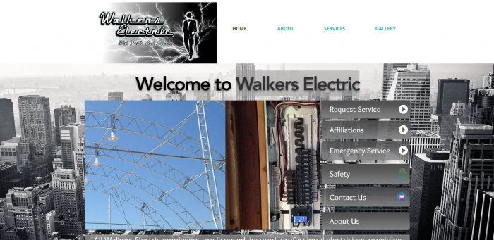 Walkers Electric Electrician In Tulsa