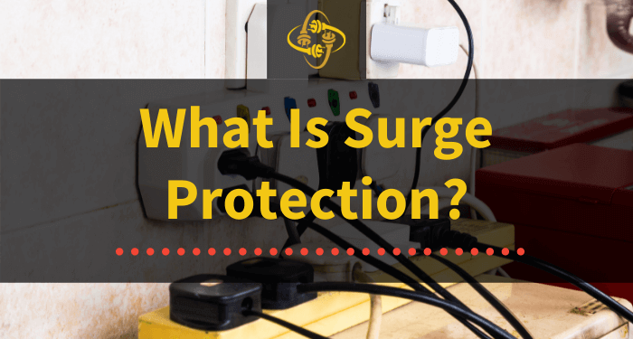 what is surge protection