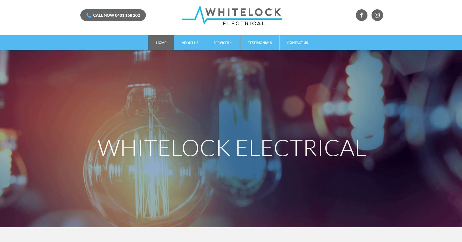 whitelock electrical electricians in melbourne