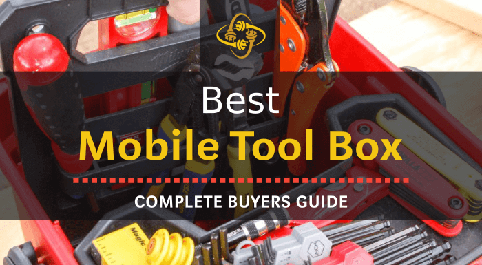 Best Mobile Tool Box