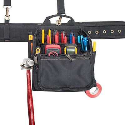 CLC Custom Leathercraft tool bag