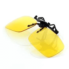 Clip on Safety Glasses