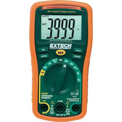 Extech EX330 Digital Multimeter