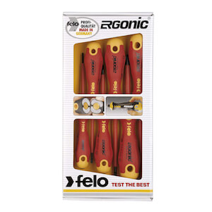 Felo Insulated Screwdriver Set