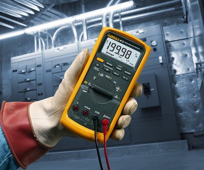 Fluke 87V HVAC Electricians Multimeter