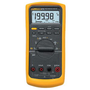 Fluke 87v HVAC Multimeter