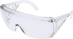 Over Glasses Safety Glasses
