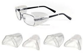 Side Shields Safety Glasses
