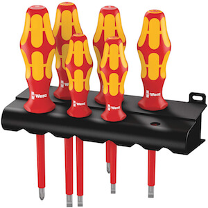 Wera Insulated Screwdriver Set